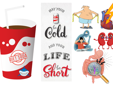 Have You Dropped Diet Sodas Yet?