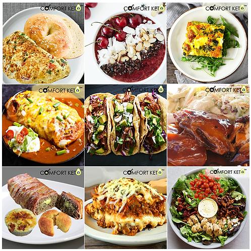 CK 12 Meals - Menu 1