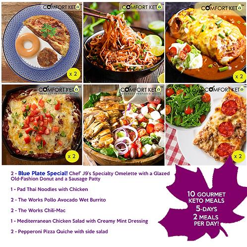 CK Fall Menu 6 - 10 Meals IF