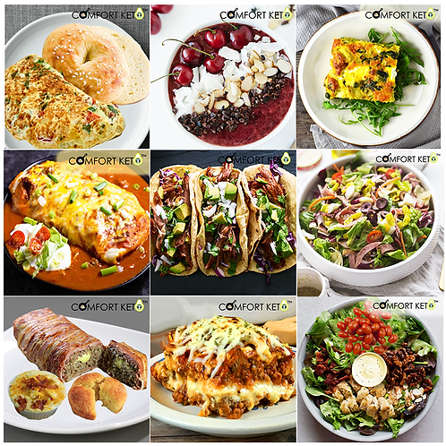 CK 10 Meals - IF Menu 1