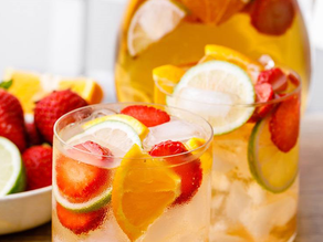 Keto Sangria Is A Staple On Hot Summer Days