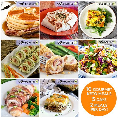 CK 10 Meals - IF Menu 3