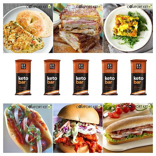 CK 10 + 5 Meals - Menu 1
