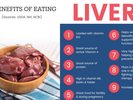 Benefits of Liver