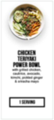 intermittent fasting package Chicken Ter