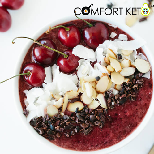 Berry Good Chia Berry Power Bowl