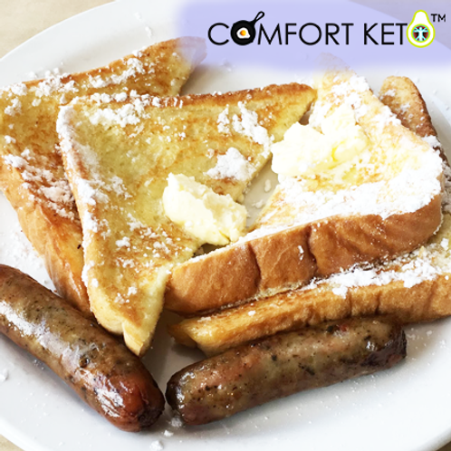 French Toast & Sausage
