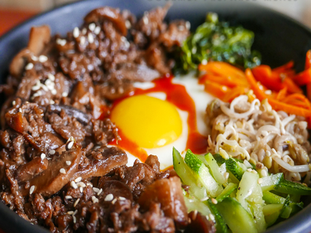Next Week, We Will Stop By Korea For A New Culinary Discovery.