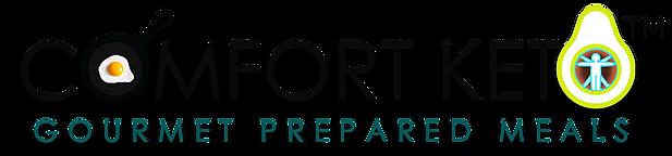 Comfort Keto Gourmet Prepared Meals logo