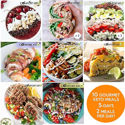 CK Spring Menu 2 - 10 Meals IF