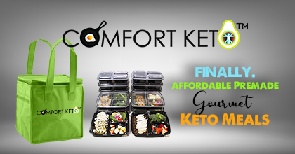 Join Comfort Keto Partners Team