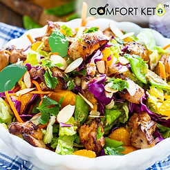 CK Menu 2020 - 2 - Asian chicken salad -
