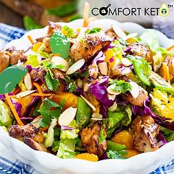 CK Menu 2020 - 2 - Asian chicken salad -