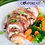 Thumbnail: Bacon Wrapped Chicken stuffed with Pecans, Kale, and Bleu Cheese