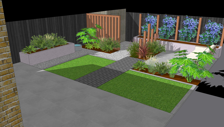 Garden Re-Design