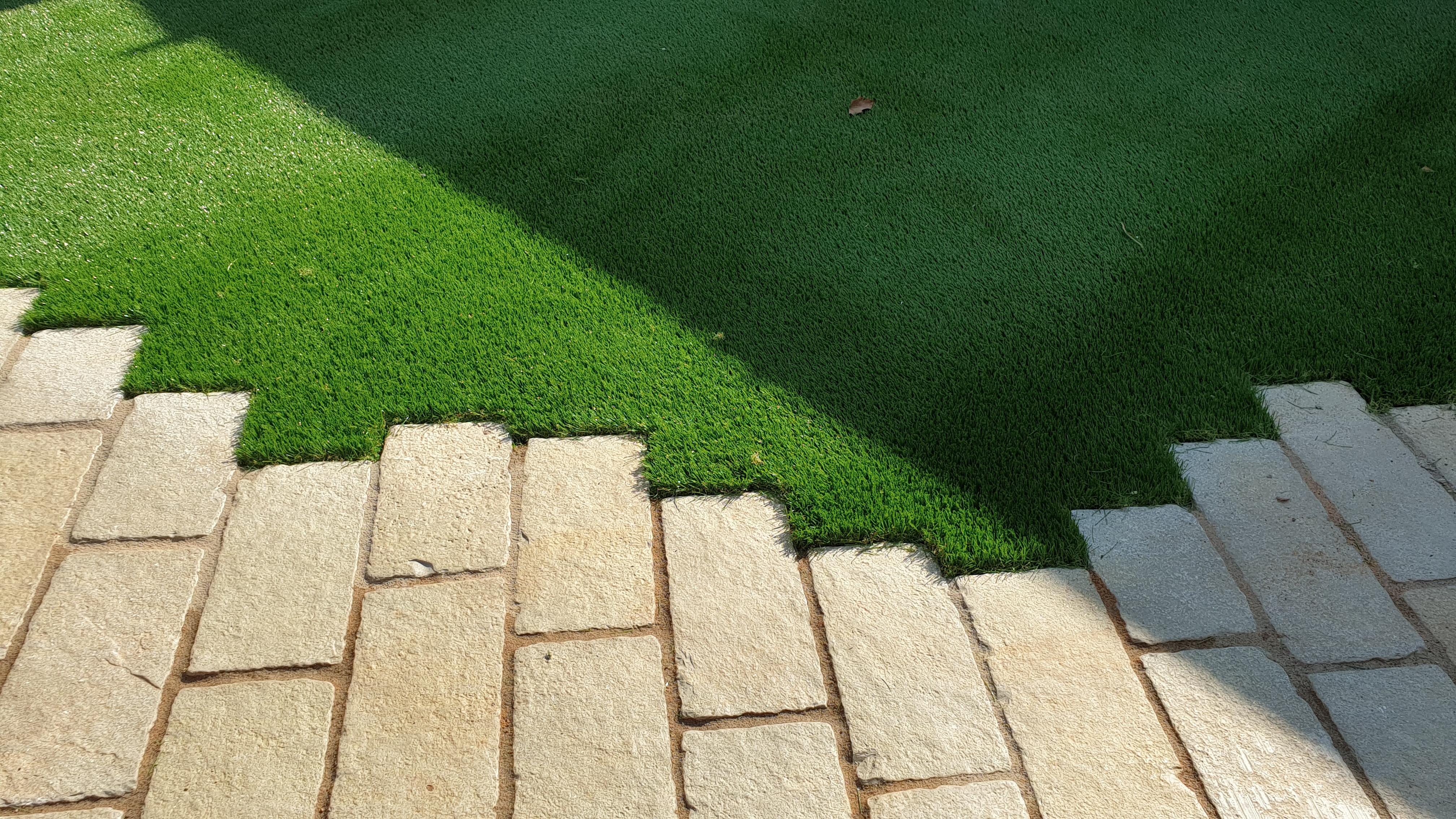 Natural & Artificial Lawns