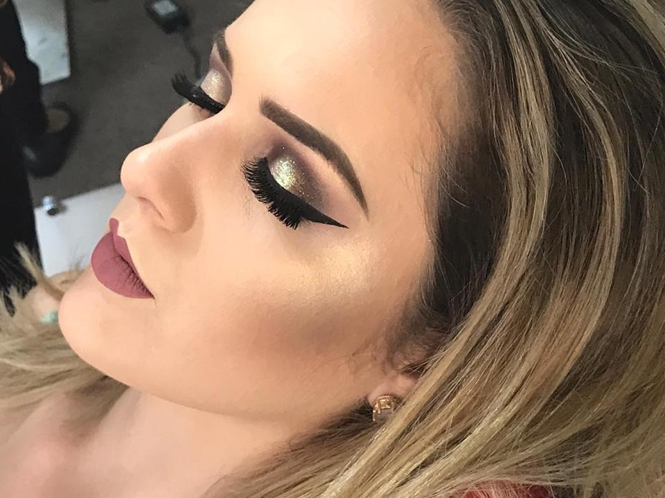 Curso de maquiagem profissional | Pálpebra Luz