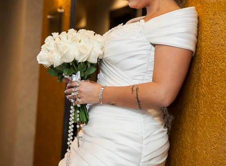 Noiva Fê Scarpetta