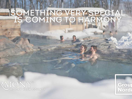 Groupe Nordik to build its fourth global wellness spa in  community of Harmony