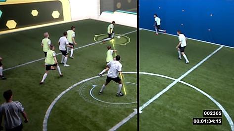Soccer Area 21
