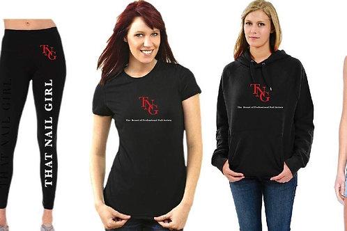 TNG - Black Tshirt