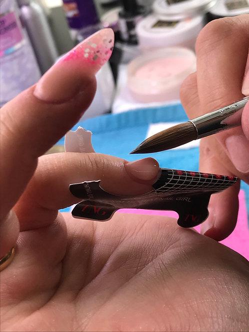 TNG Acrylic Nail Brushes