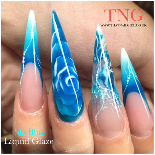 TNG Liquid Glaze collection