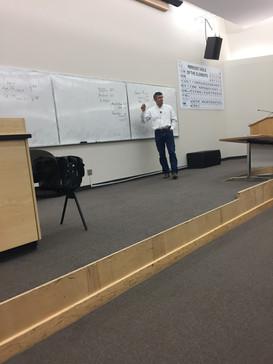 Joe Jackson Lecture