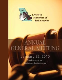 Livestock Marketers of Saskatchewan 2009