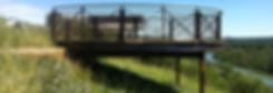 bowmont park elevated deck