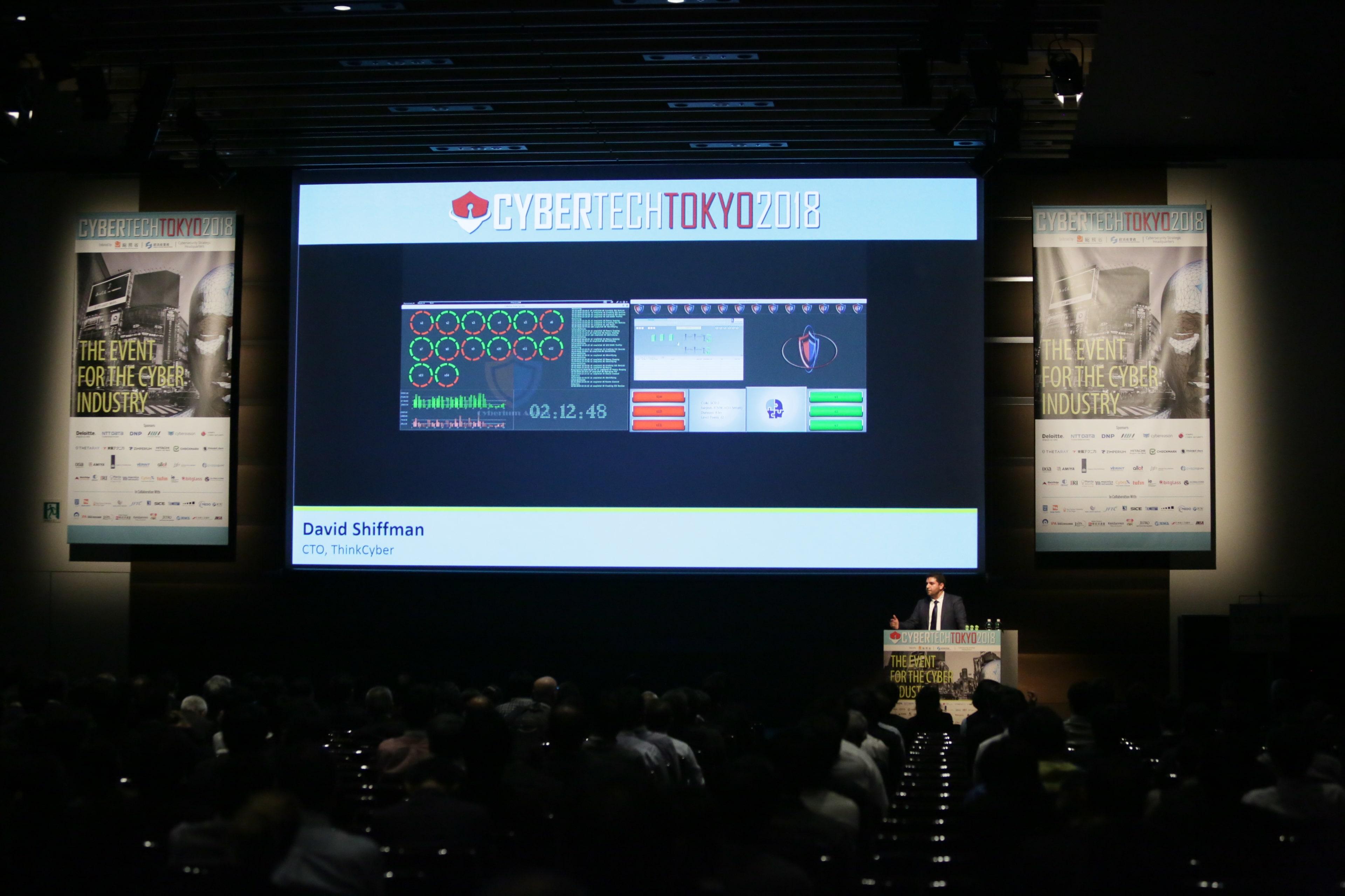 CyberTech|Tokyo 2018