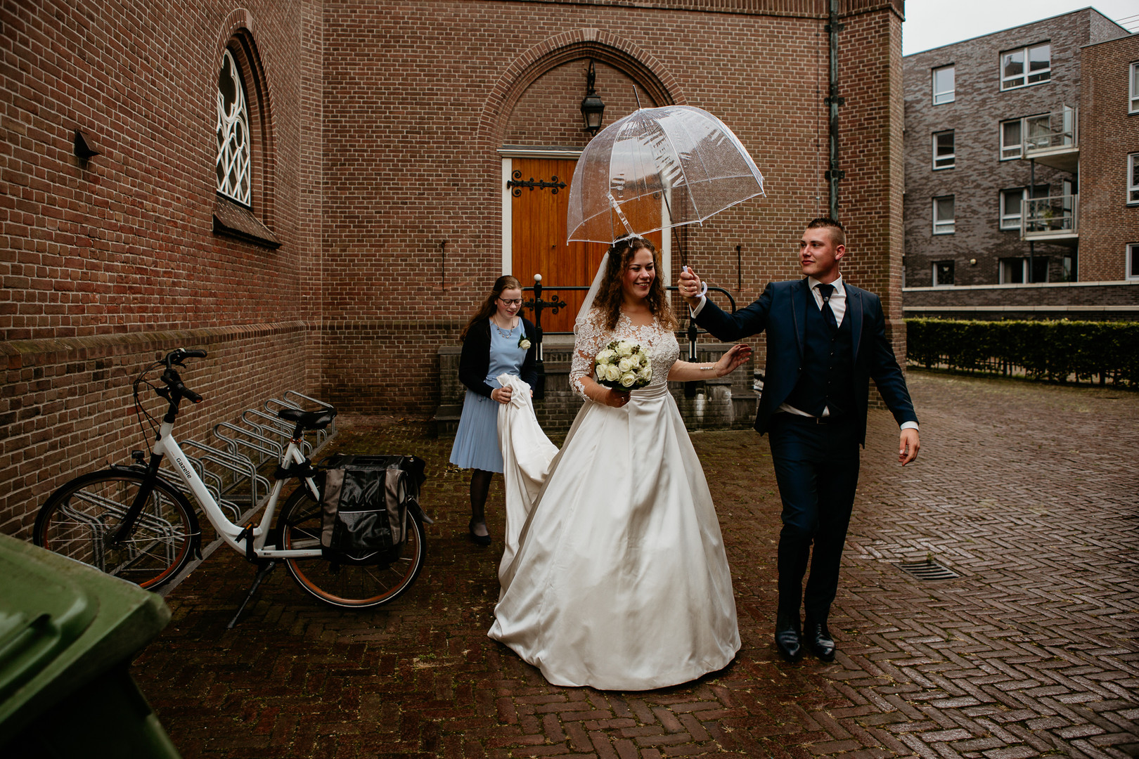 Bruiloft Alblasserdam