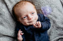 Newborn Lifestyleshoot 's-Gravenmoer
