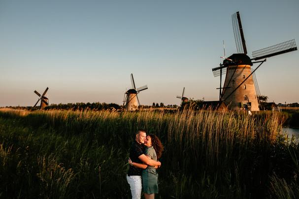 Loveshoot Kinderdijk