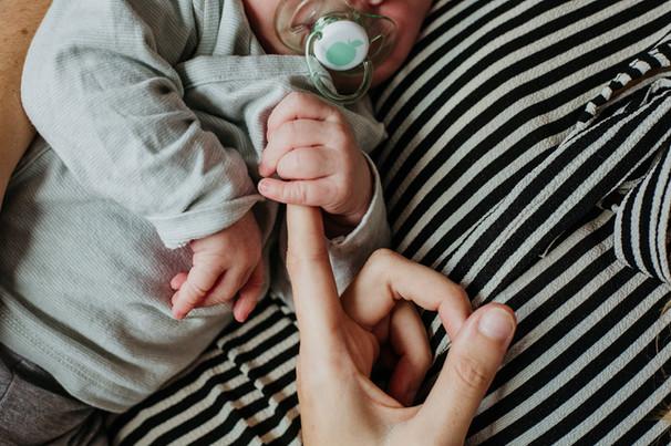 Newborn Lifestyleshoot Dronten