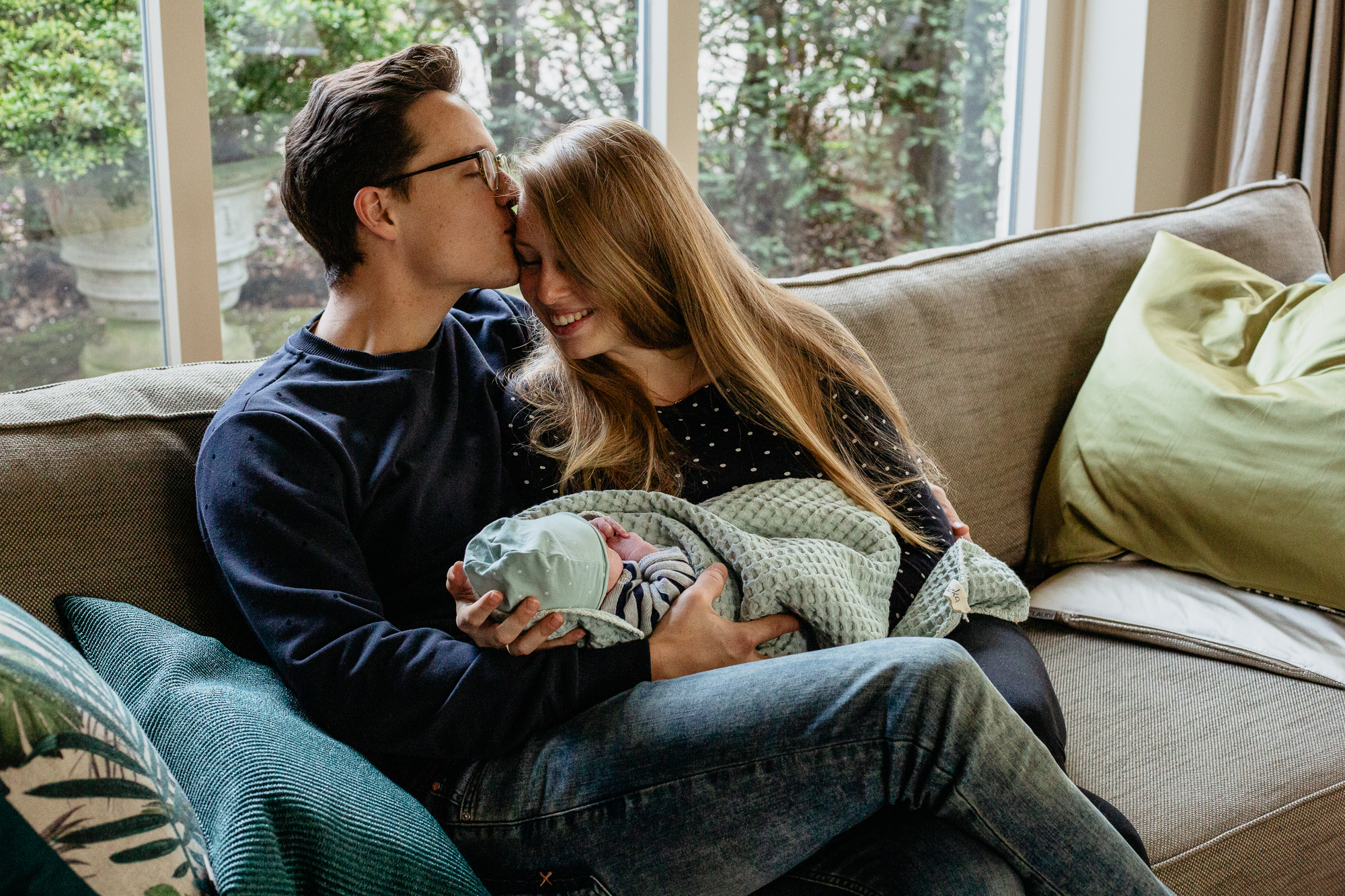 Newborn Lifestyleshoot Oosterhout