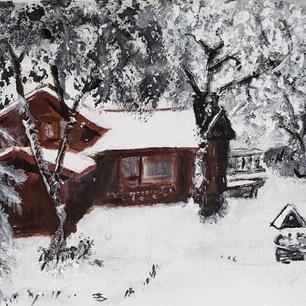 #3 Winter Wonderland