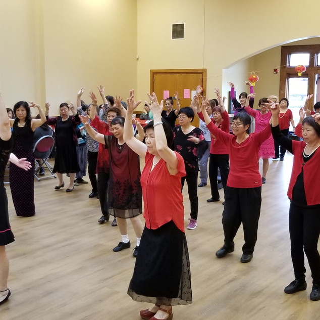Dance at Lincoln Park Community Center