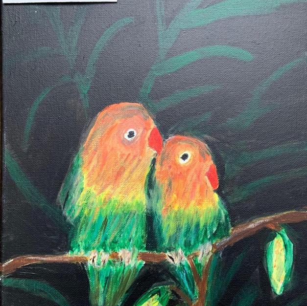 #2 Love Birds