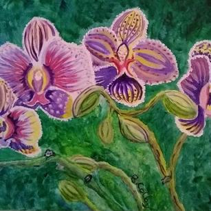 #7 Fantasy Flowers
