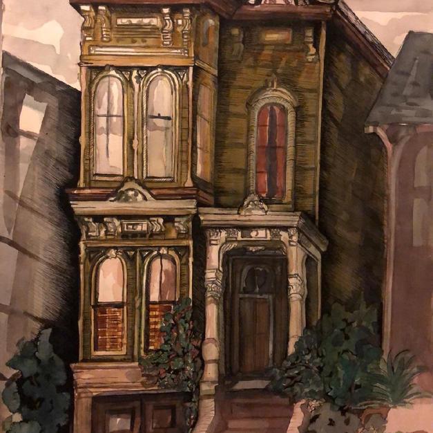 #2 San Francisco Victorian