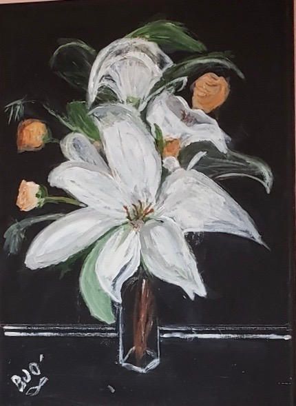 #6 Easter Lilies