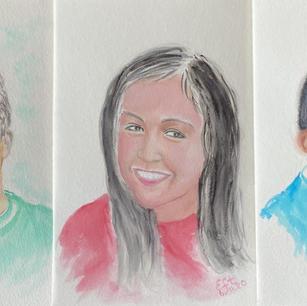#5 Colorful Trio