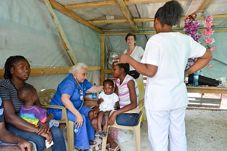 Haitian Christian Mission Medical Mobile