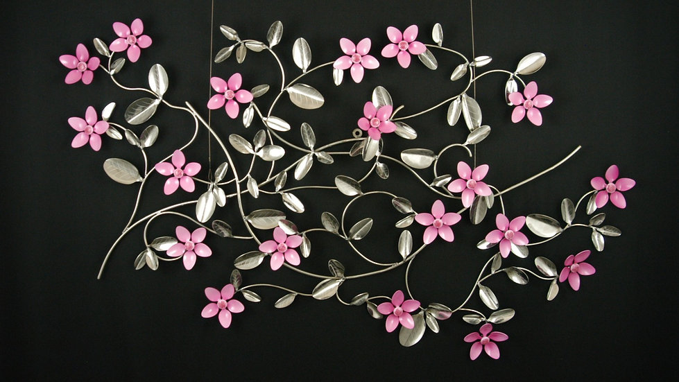 Cherry Blossom Wall Flower $400.00