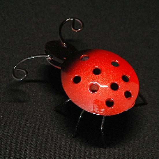 Ladybug Painted