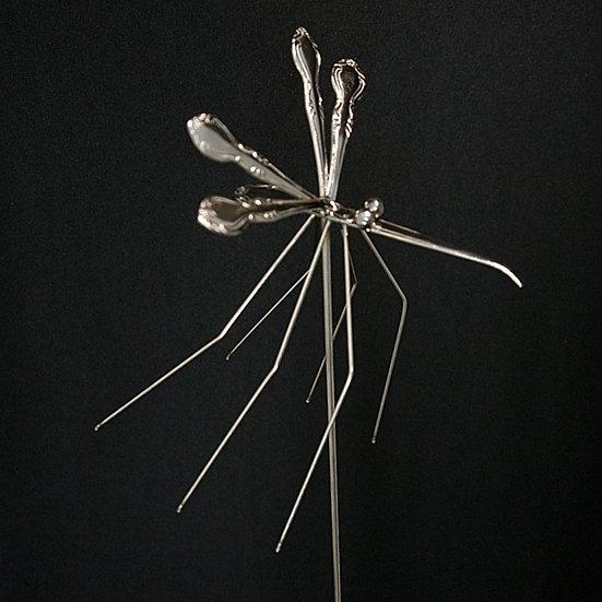Texas Mosquito Garden Stake