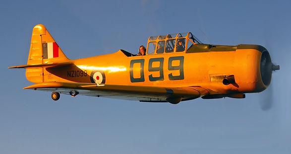 1943 North American Aviation AT-6D