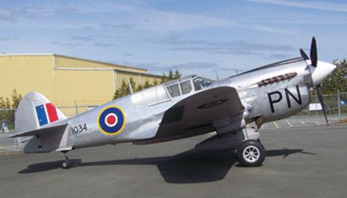 1941 Curtiss P-40E
