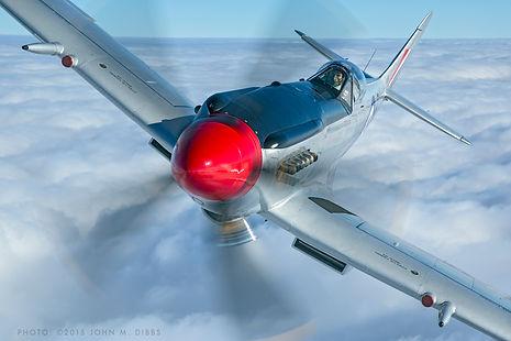 1945 Vickers-Supermarine Spitfire FR XVIIIe